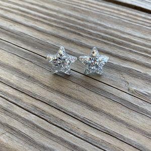 Jewelry - Chunky Star Stud Earrings